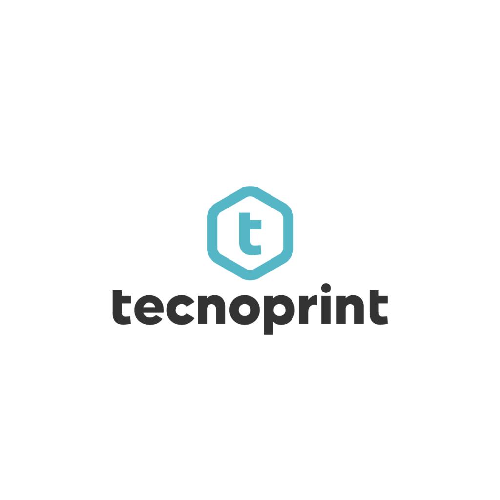 logo tecnoprint - portfolio stilographico