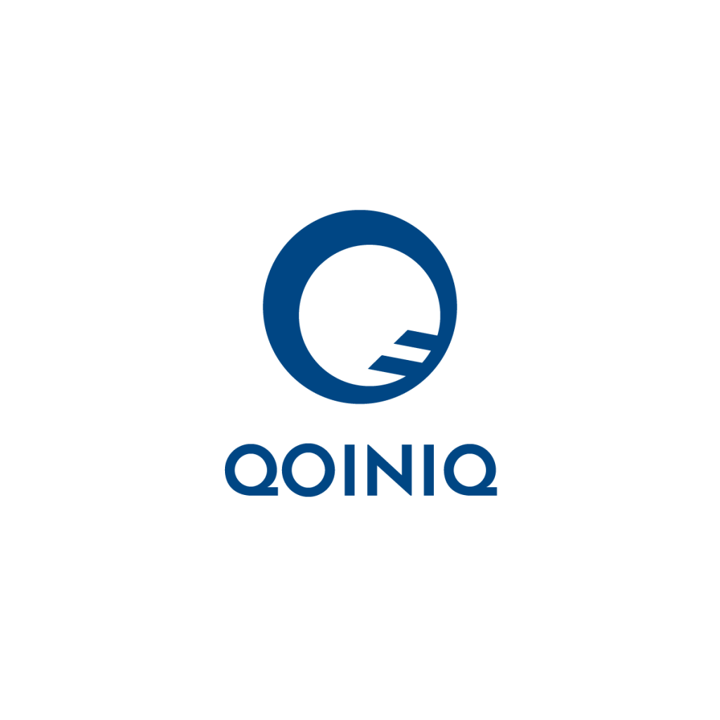 logo QoinIQ - portfolio stilographico