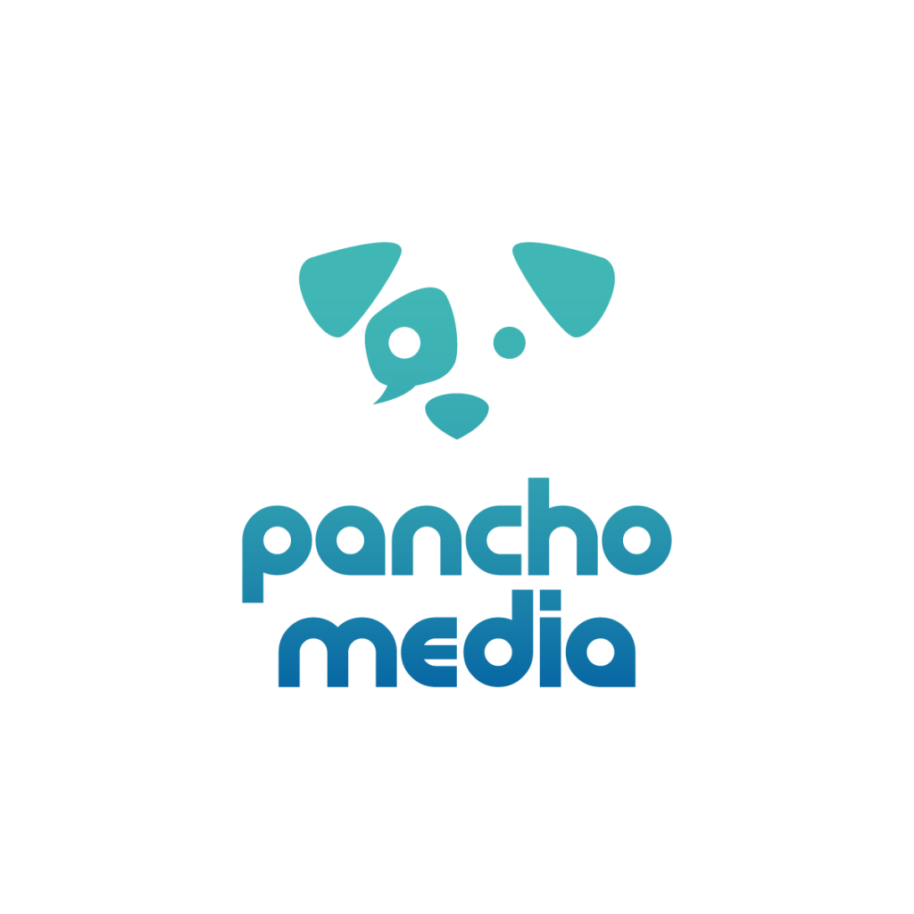 logo pancho media - portfolio stilographico
