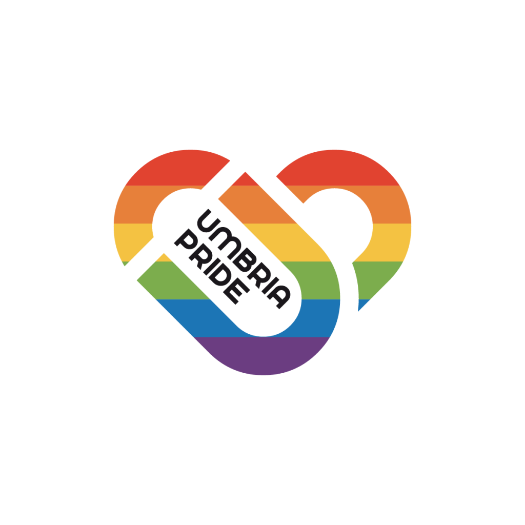 logo umbria pride - portfolio stilographico