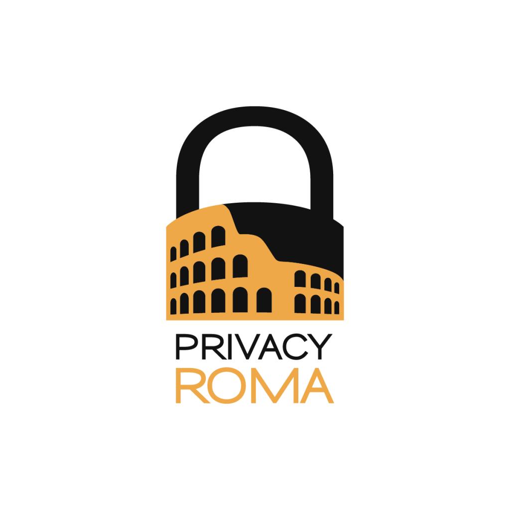 logo PrivacyRoma - portfolio stilographico