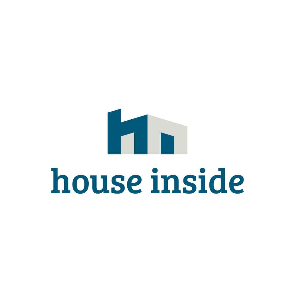logo house inside - portfolio stilographico