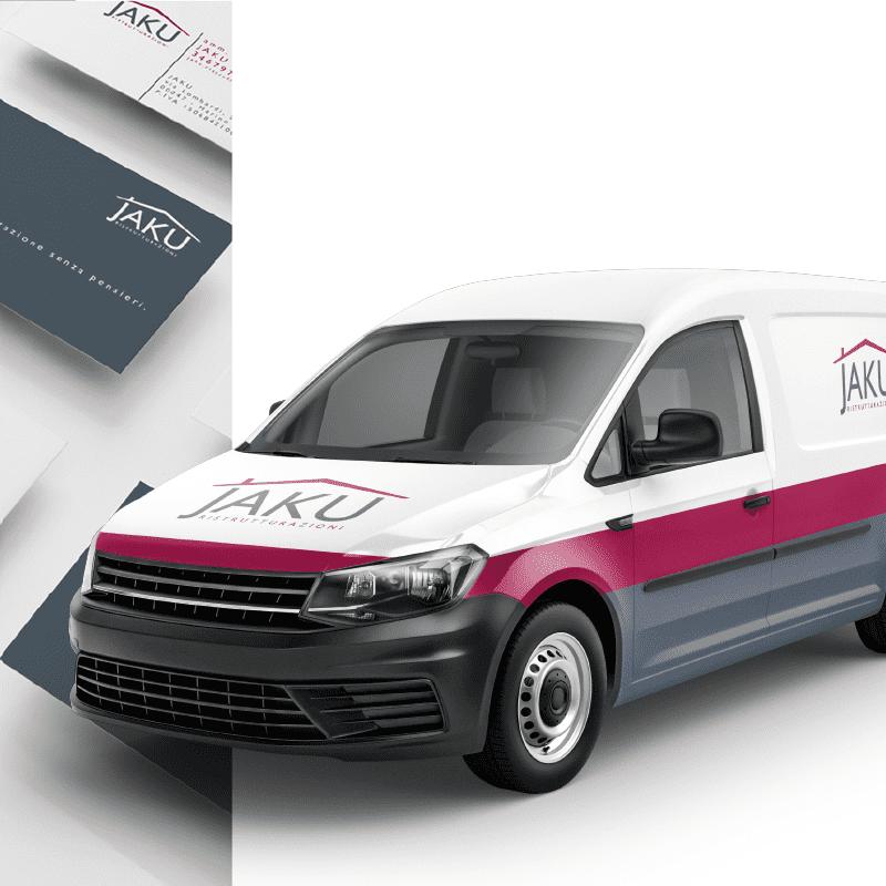 Jaku Ristrutturazioni furgone - stilographico