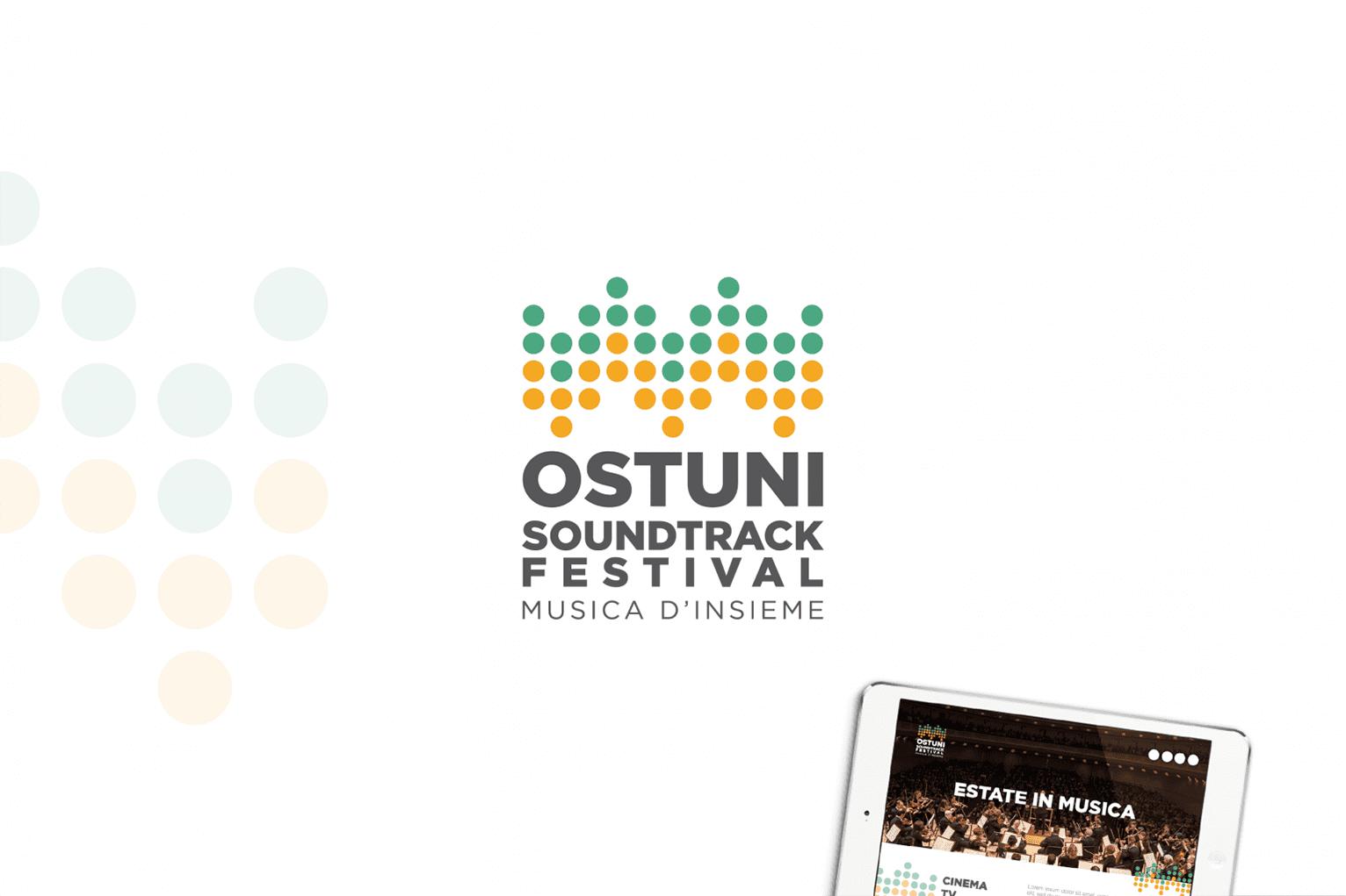 Ostuni Soundtrack Festival cover - stilographico