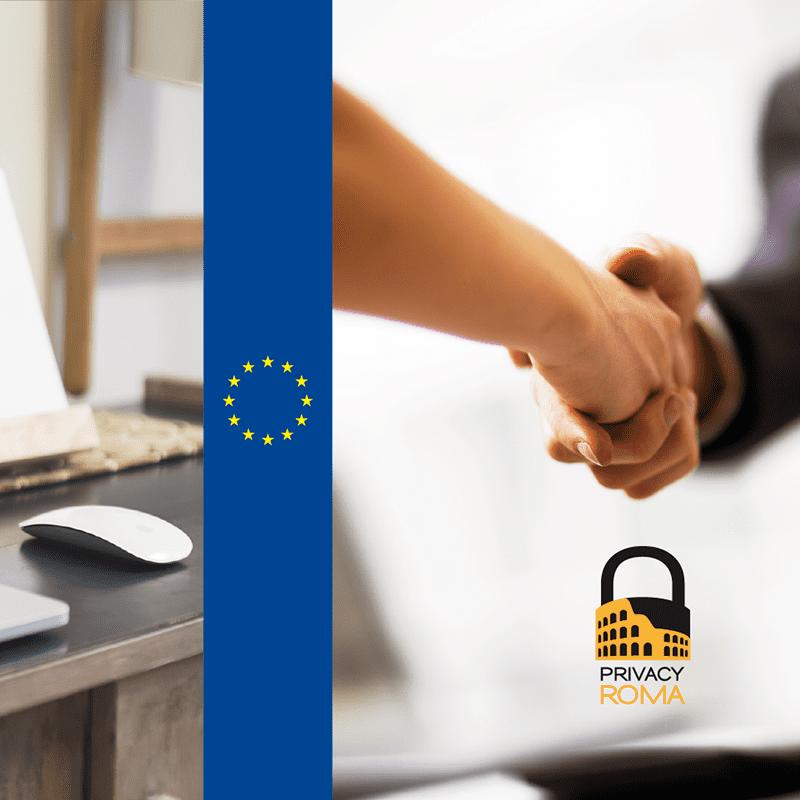 PrivacyRoma europa - stilographico