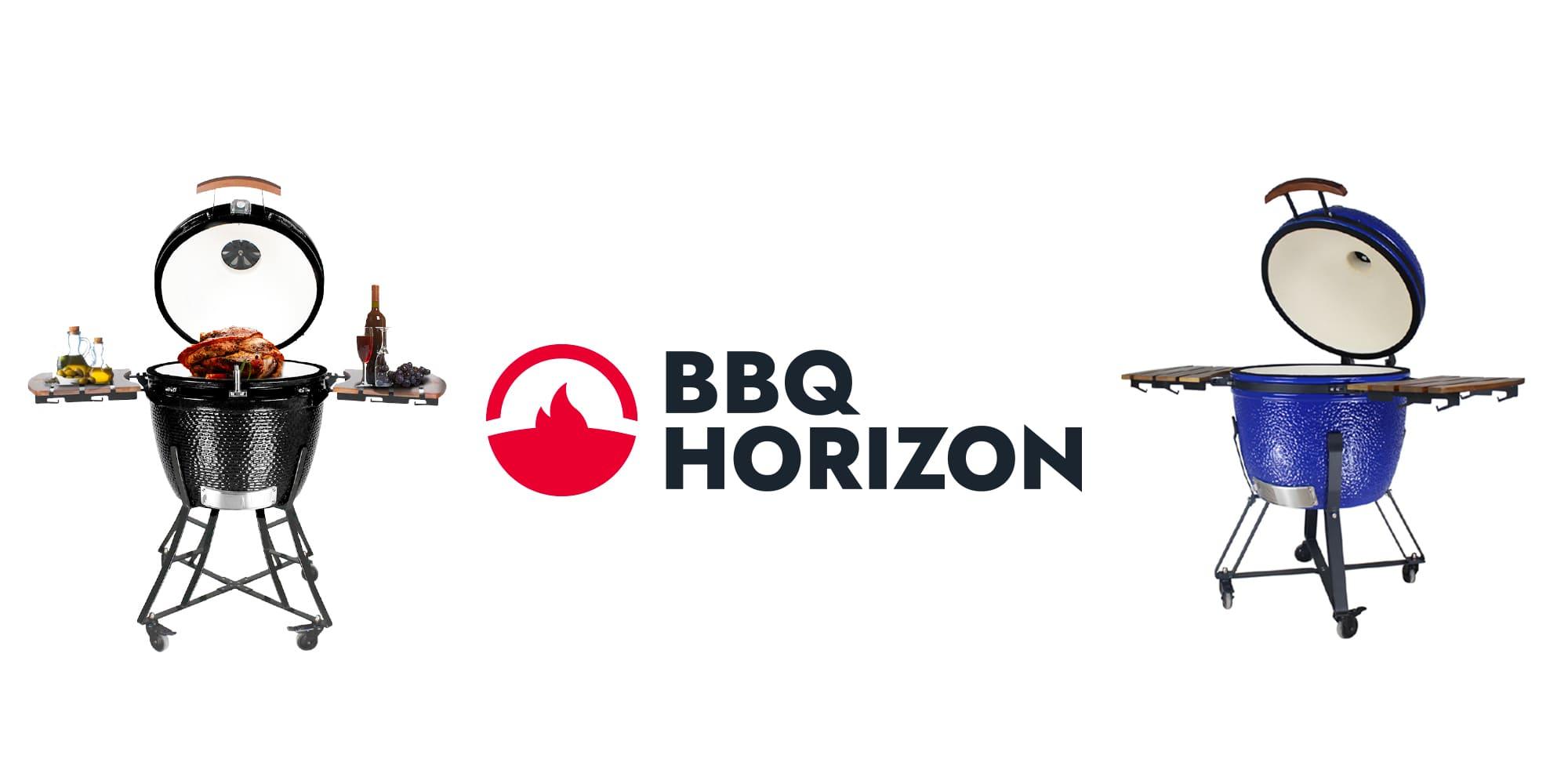 BBQ HORIZON cover 2 - stilographico