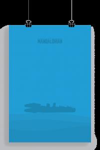 poster The Mandalorian 02