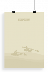 poster The Mandalorian 03