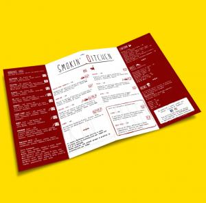 menu ristorante a Lissone (MB)