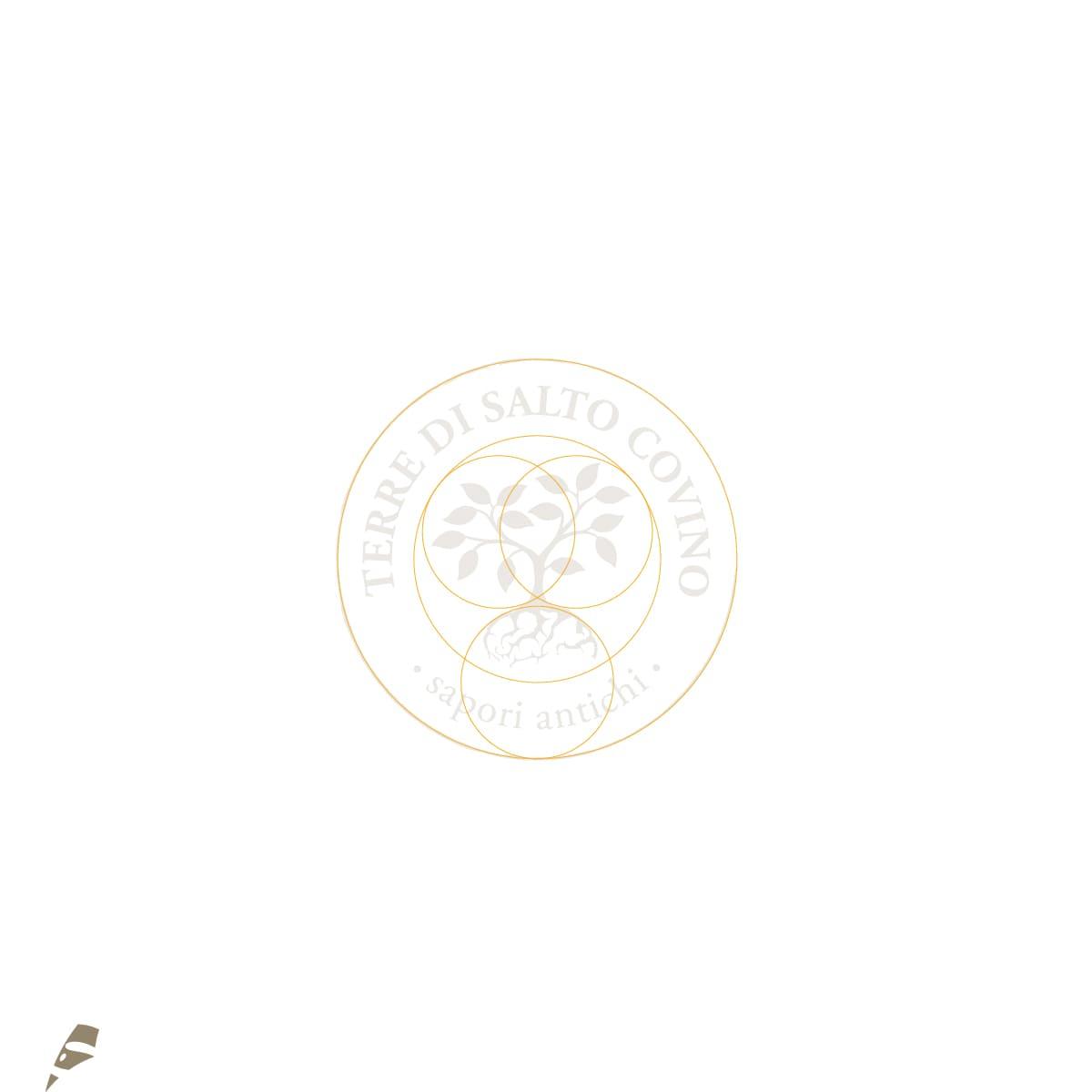 Terra di Salto Covino creazione logo - stilographico
