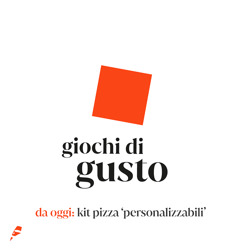 Giochi di gusto new logo - stilographico